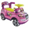 Children's rechargeable car by remote control