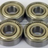 Chrome bearings for skates WORKER ABEC 7