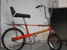Retro Raleigh Chopper 1970