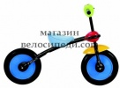 Italtrike Bike without pedals Walk & Bike