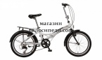 Folding bike Leader FOLDO ALLOY